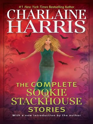 cover image of The Complete Sookie Stackhouse Stories
