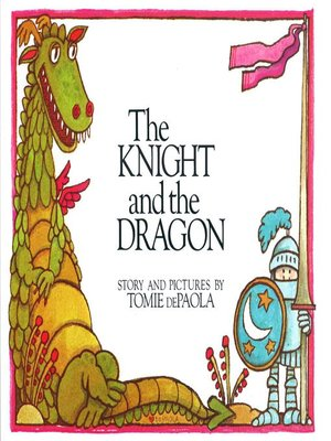 cover image of The Knight and the Dragon