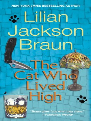 cover image of The Cat Who Lived High