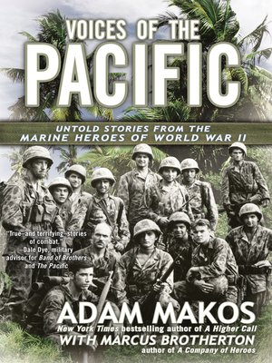 cover image of Voices of the Pacific