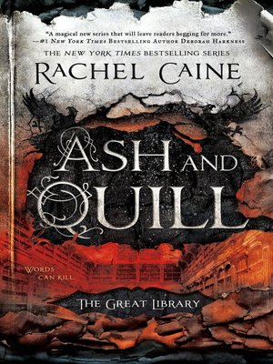 cover image of Ash and Quill