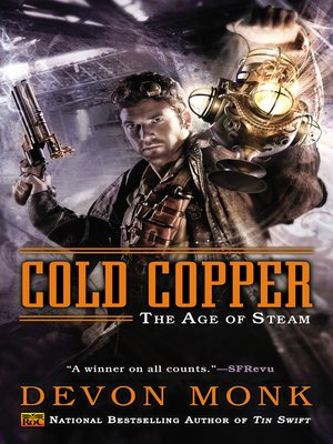 cover image of Cold Copper