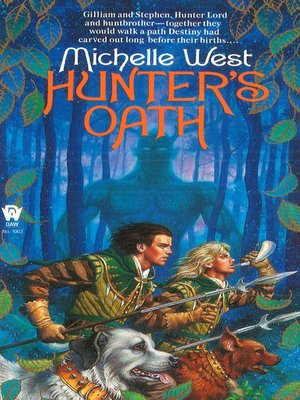 cover image of Hunter's Oath