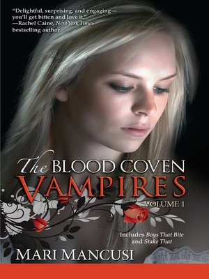 cover image of The Blood Coven Vampires, Volume 1