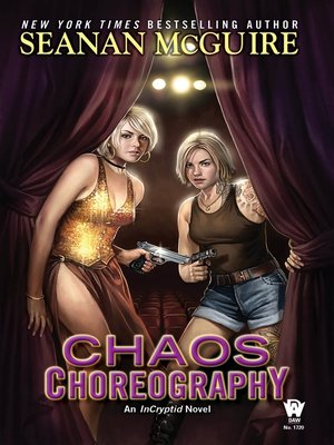 cover image of Chaos Choreography