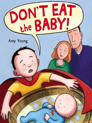 cover image of Don't Eat the Baby