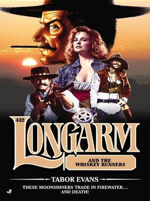 cover image of Longarm and the Whiskey Runners