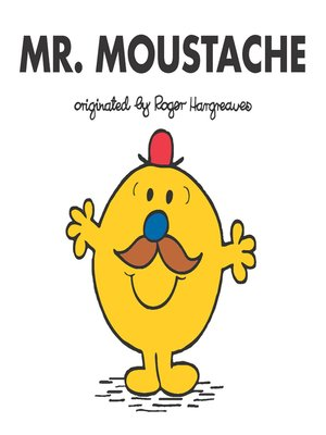 cover image of Mr. Moustache