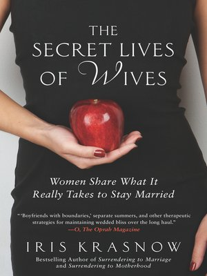 cover image of The Secret Lives of Wives
