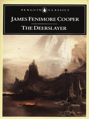 cover image of The Deerslayer