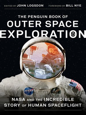 cover image of The Penguin Book of Outer Space Exploration