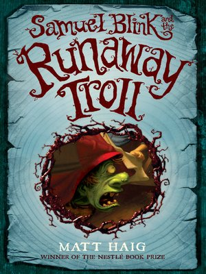 cover image of Samuel Blink and the Runaway Troll