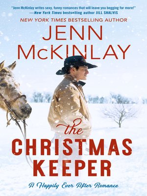 cover image of The Christmas Keeper