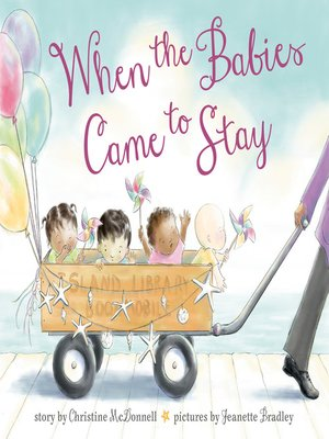 cover image of When the Babies Came to Stay