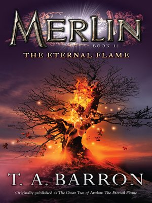 cover image of The Eternal Flame