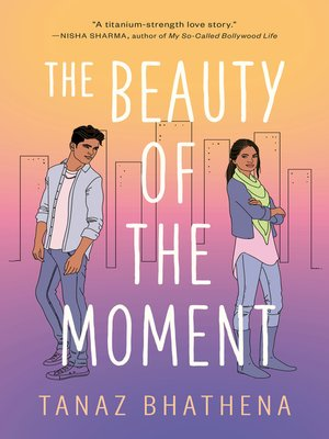 cover image of The Beauty of the Moment