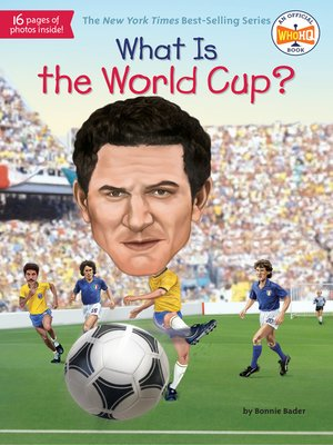 cover image of What Is the World Cup?