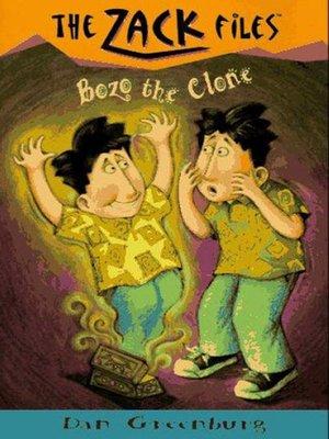cover image of Bozo the Clone
