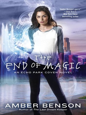 cover image of The End of Magic