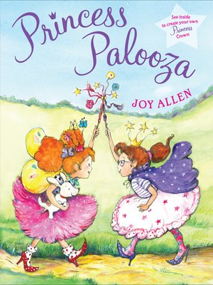 cover image of Princess Palooza
