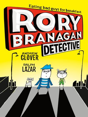 cover image of Rory Branagan
