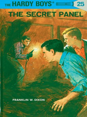 cover image of The Secret Panel