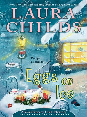cover image of Eggs on Ice