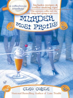 cover image of Murder Most Frothy