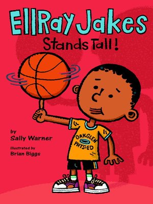 cover image of EllRay Jakes Stands Tall