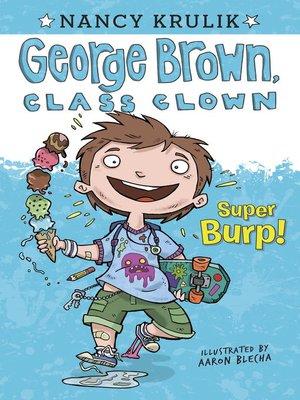 cover image of Super Burp!