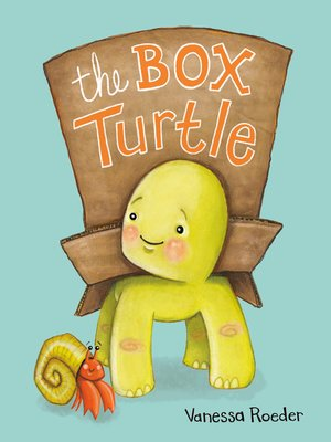 cover image of The Box Turtle