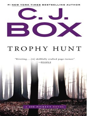 cover image of Trophy Hunt