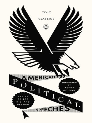 cover image of American Political Speeches