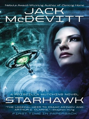 cover image of Starhawk