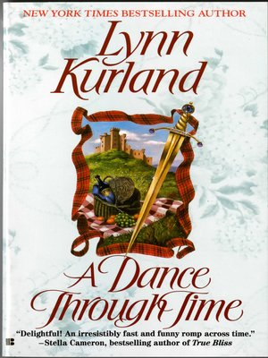 cover image of A Dance Through Time