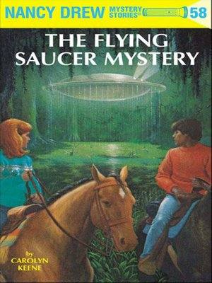 cover image of The Flying Saucer Mystery