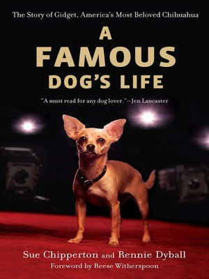 cover image of A Famous Dog's Life