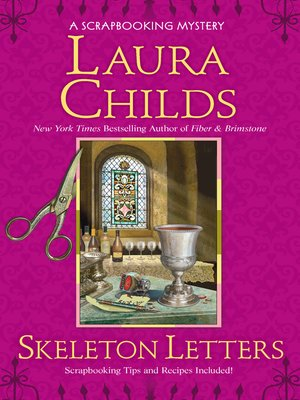 cover image of Skeleton Letters