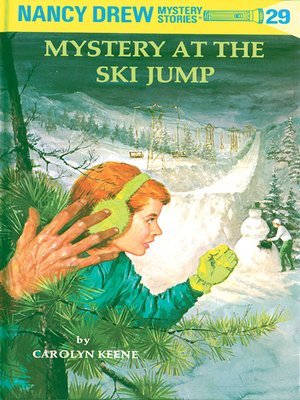 cover image of Mystery at the Ski Jump