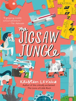 cover image of The Jigsaw Jungle