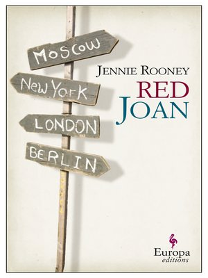 cover image of Red Joan