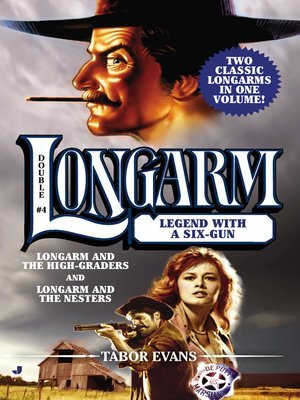 cover image of Legend with a Six-Gun