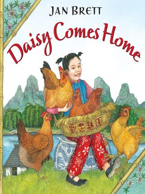 cover image of Daisy Comes Home