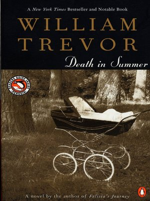 cover image of Death in Summer