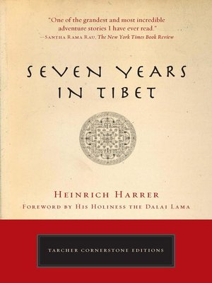 cover image of Seven Years in Tibet