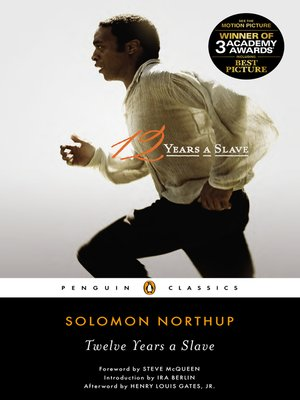 cover image of Twelve Years a Slave