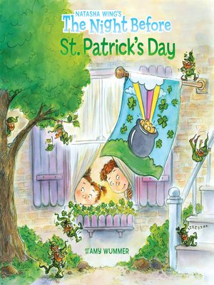 cover image of The Night Before St. Patrick's Day