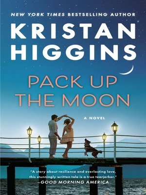 cover image of Pack Up the Moon