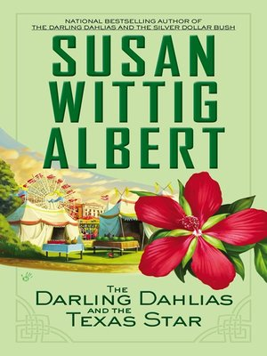 cover image of The Darling Dahlias and the Texas Star