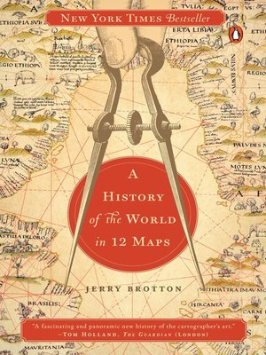 cover image of A History of the World in 12 Maps